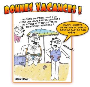 articles vacances