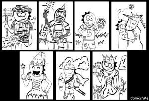 dessins article